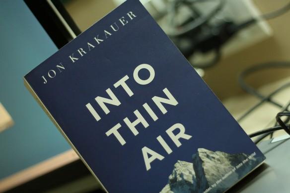essay on into thin air by jon krakauer