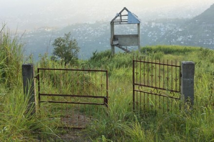 The gates to the peak, muthi