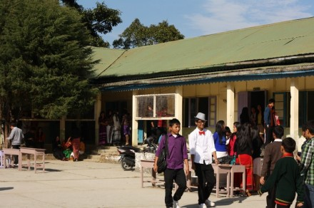 baptist school-serkawn-lunglei