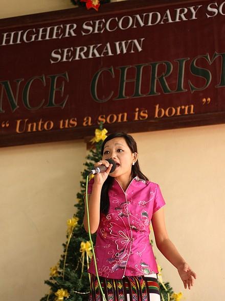 girl-solo-baptist-school-lunglei