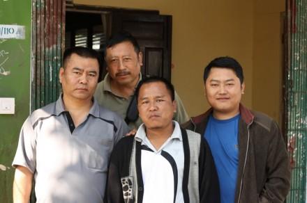 Pu Tawia, Pu  Thaiboy, Pu Zaia and Pu Xaia.