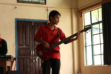 student-guitarist-serkawn-baptist-school-lunglei
