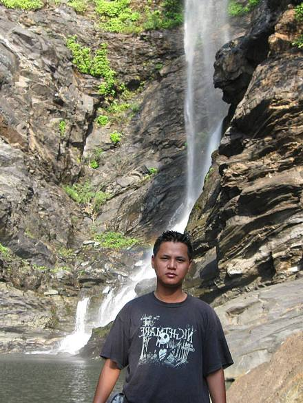 Arshinagundi Falls, Kodachadri trek, Karnataka