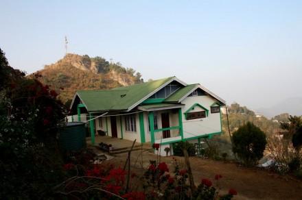 Our house, Durtlang North (Vengthar), Mizoram