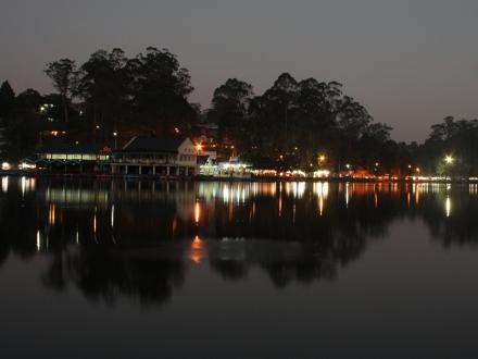 Kodaikanal lake, Tamil Nadu