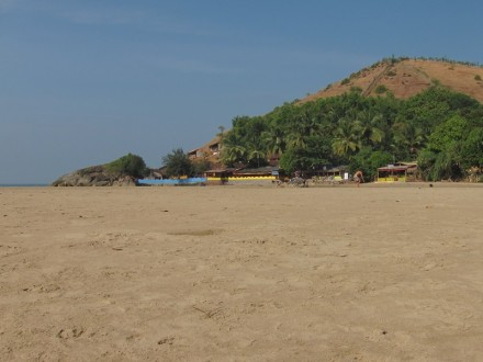 Kudle Beach, Gokarna, Karnataka, India