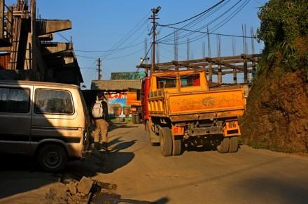 lunglei-road