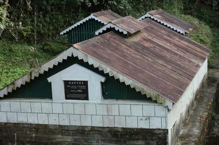 Zosap Tui, Water Tank built by  Sap Upa and Pu Buanga