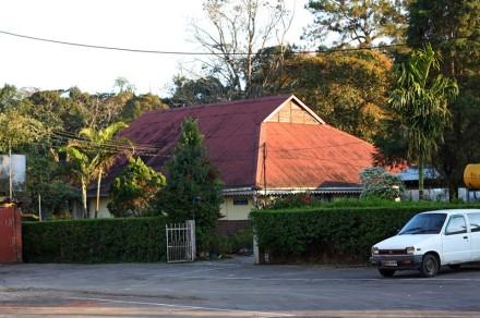 Former residence of Rev F.W. Savidge, Sap Upa, Serkawn, Lunglei, Mizoram