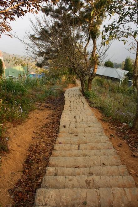 stairway, mizoram