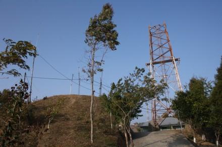 Towers and Antennas, MPRO, Durtlang, Mizoram