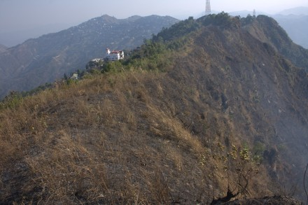 forest fire, durtlang north, mizoram