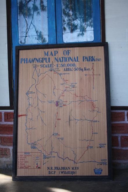 map phawngpui