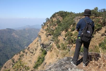 phawngpui, cliff