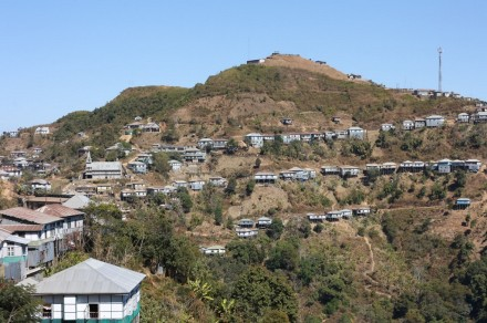 sangau, base camp for Phawngui
