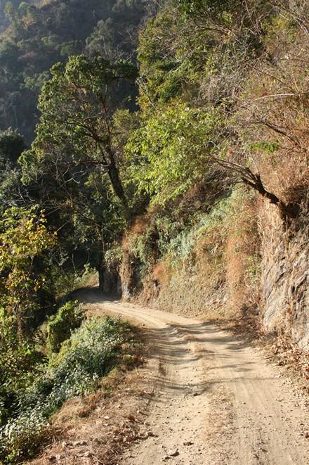 thlaltlang road