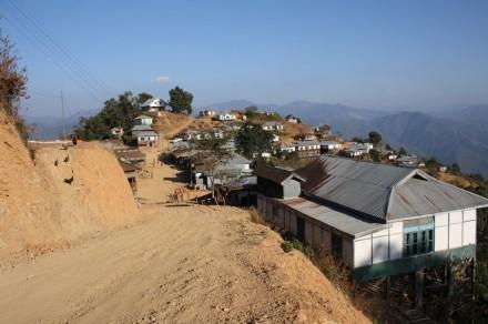 thaltlang village