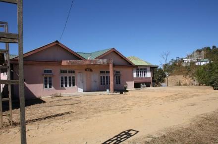tourist lodge, sangau