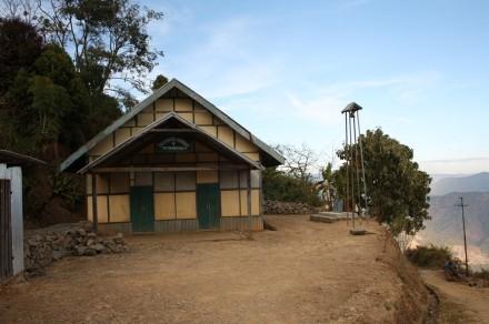IKK, Bualpui (NG), Church Bell