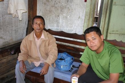 A cup of tea at Thaltlang
