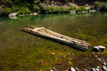 Mau Pum (Bamboo Raft), Tuipui.