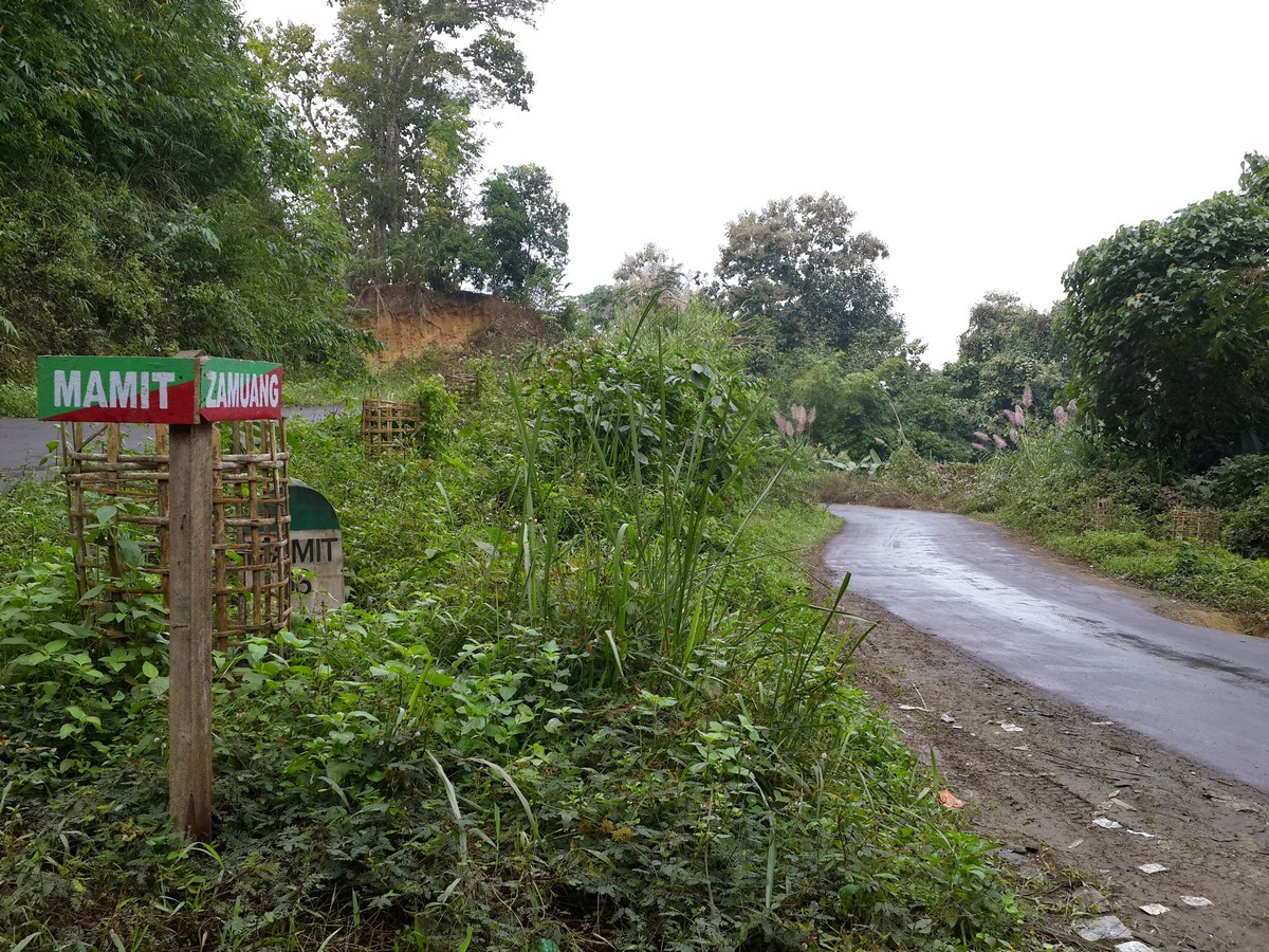 Mamit Junction, Bairabi road