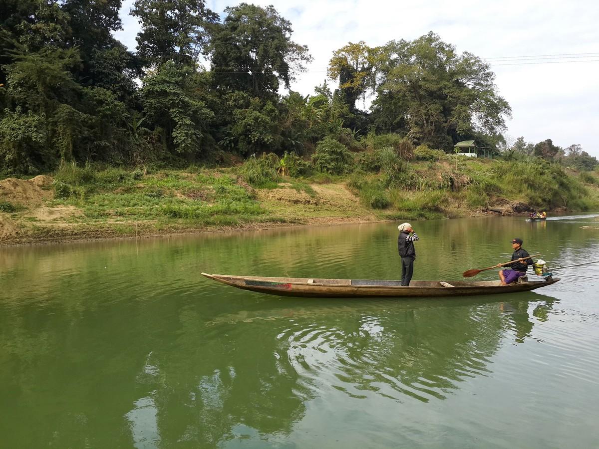 Motor boat, Bairabi Kai