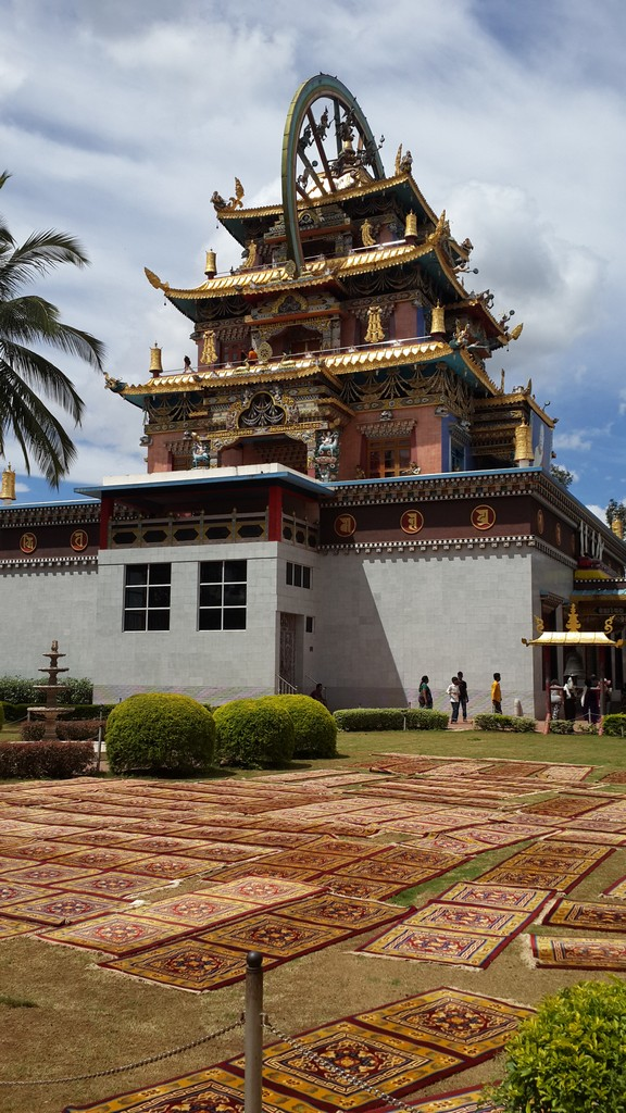 Golden Temple, Bylakuppe