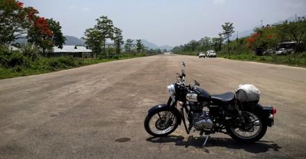 Tuirial Airfield, Mizoram